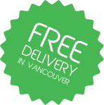 FREE Delivery in Vancouver